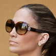 Jennifer Lopez Sunglasses - Oval Sunglasses