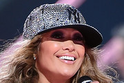 Jennifer Lopez Baseball Caps