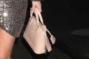 Jennifer Love Hewitt Patent Leather Tote