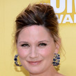 Jennifer Nettles Hair - Messy Updo