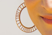 Jenny Slate  Hoop Earrings