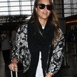 Jessica Alba Clothes - Fitted Jacket