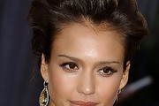 Jessica Alba French Twist