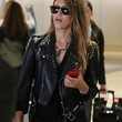 Jessica Alba Clothes - Leather Jacket