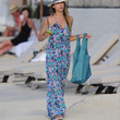 Jessica Alba Clothes - Maxi Dress