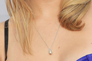 Jessica Barth Sterling Pendant