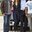 Jessica Biel Clothes - Jumpsuit