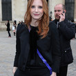 Jessica Chastain Clothes - Fitted Jacket