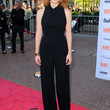 Jessica Chastain Clothes - Jumpsuit