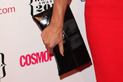 Jessica Ennis Patent Leather Clutch