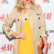 Jessica Hart Clothes - Trenchcoat