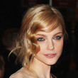 Jessica Stam Half Up Half Down