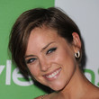 Jessica Stroup Short Straight Cut