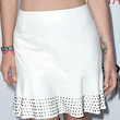 Jessica Sutta Clothes - Mini Skirt