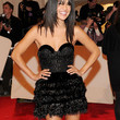 Jessica Szohr Clothes - Corset Dress