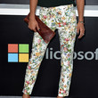 Jessica Szohr Clothes - Print Pants