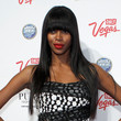 Jessica White Hair - Long Straight Cut with Bangs