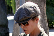 Jillian Michaels Newsboy Cap