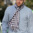 Joe Cole Accessories - Patterned Scarf