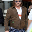 Johnny Depp Clothes - Leather Jacket