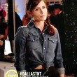 Jordana Brewster Clothes - Denim Shirt