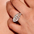 Jordin Sparks Diamond Ring