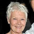 Judi Dench Hair - Pixie