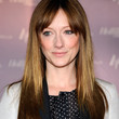 Judy Greer Hair - Long Straight Cut with Bangs