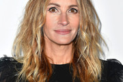 Julia Roberts Long Hairstyles