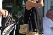 Julianne Hough Chain Strap Bag