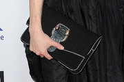 Julianne Moore Buckled Clutch