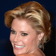 Julie Bowen Hair - Bobby Pinned updo