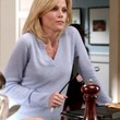 Julie Bowen Clothes - V-neck Sweater