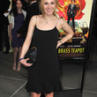 Juno Temple Little Black Dress