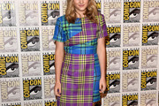 Willow Shields Print Dress