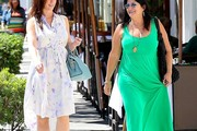 Jennifer Love Hewitt Maternity Dress