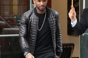 Usher Leather Jacket