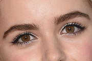 Kiernan Shipka Metallic Eyeshadow