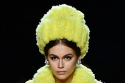 Kaia Gerber Winter Hats