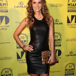 Karen Martinez Leather Dress