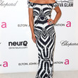 Karina Smirnoff Clothes - Off-the-Shoulder Dress