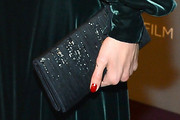 Karlie Kloss Sequined Clutch
