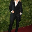 Karolina Kurkova Clothes - Men's Suit