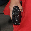 Kat Graham Handbags - Gemstone Inlaid Clutch
