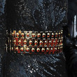 Kate Beckinsale Studded Belt