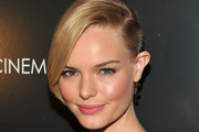 Kate Bosworth Bobby Pinned updo