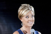 Kate Gosselin Short Side Part