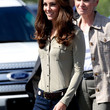 Kate Middleton Clothes - Button Down Shirt