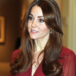 Kate Middleton Hair - Long Curls