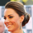 Kate Middleton Hair - Loose Bun